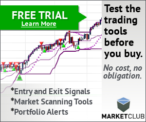 MarketClub 2 Week Free Trial