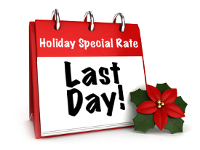 Holiday Special-Last Day