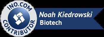 Noah Kiedrowski - INO.com Contributor - Biotech - Goldman Sachs